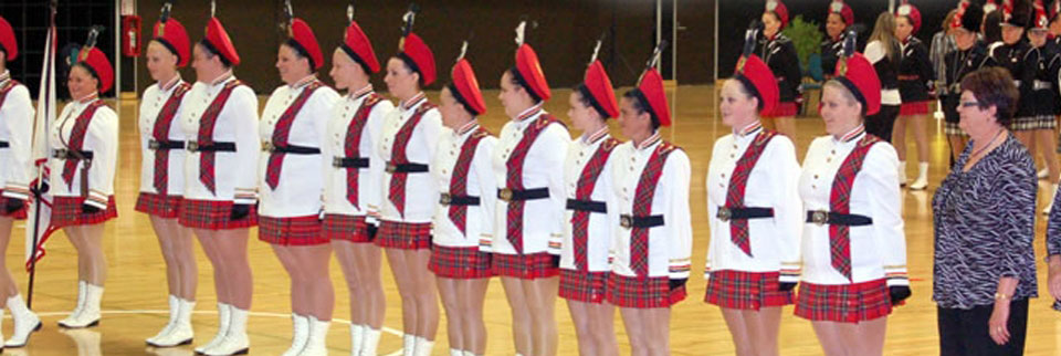 Welcome To The Website Of Marching New Zealand Marching